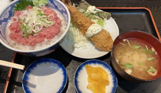 プリプリのエビフライ! 大田市場三洋食堂ならではの超新鮮ランチ
