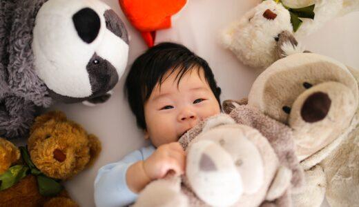 【はじめての育児】3〜6か月の赤ちゃんにおすすめのおもちゃ